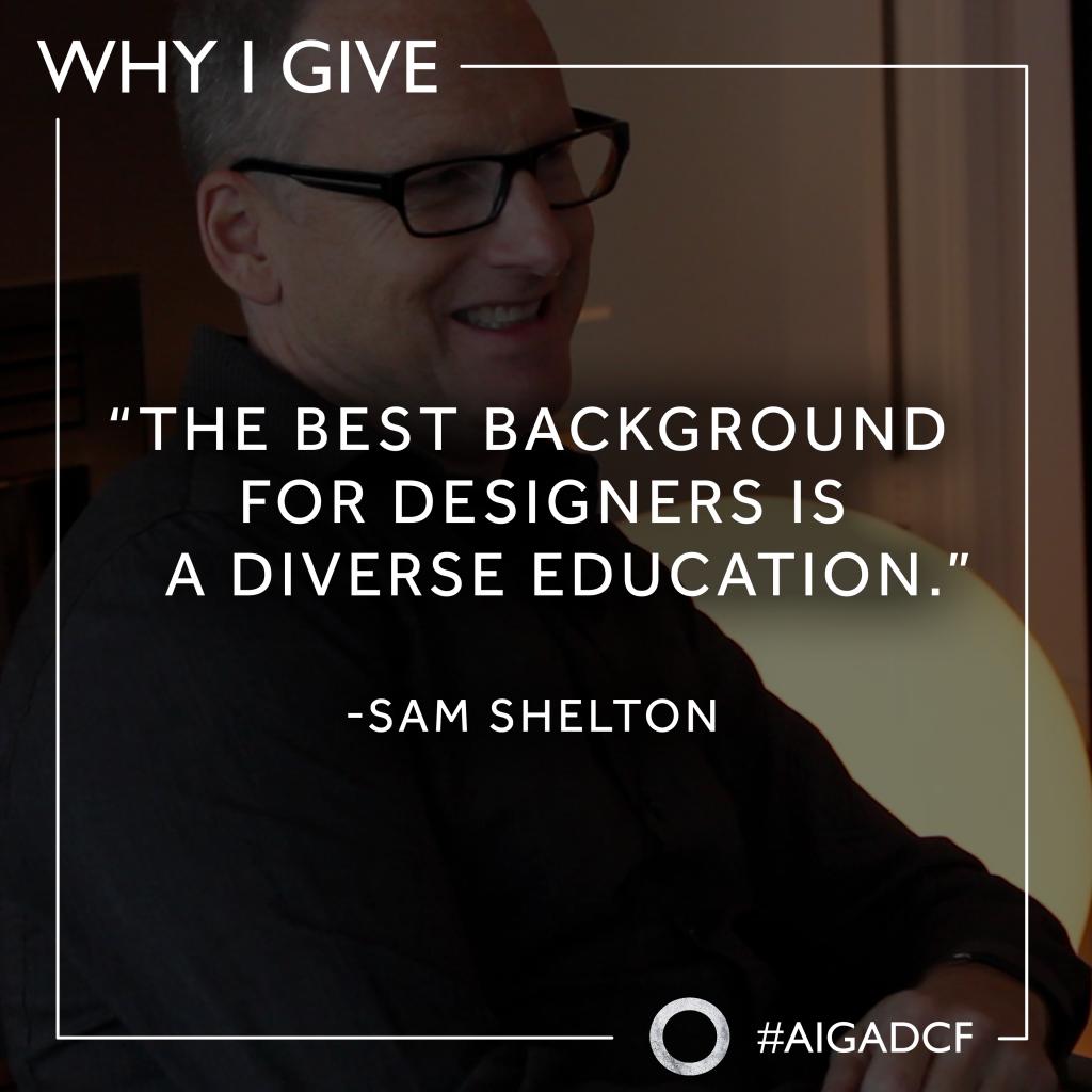 Sam Shelton quote