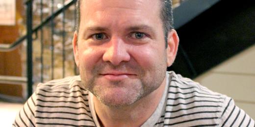 Tom Osborne portrait